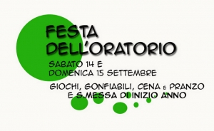 Festa dell'oratorio 2019